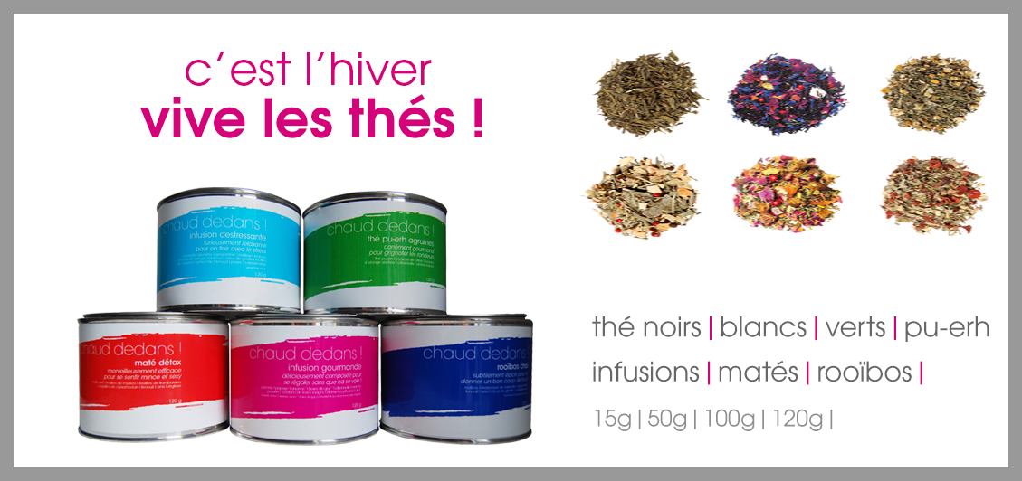 Thés & infusions unmei