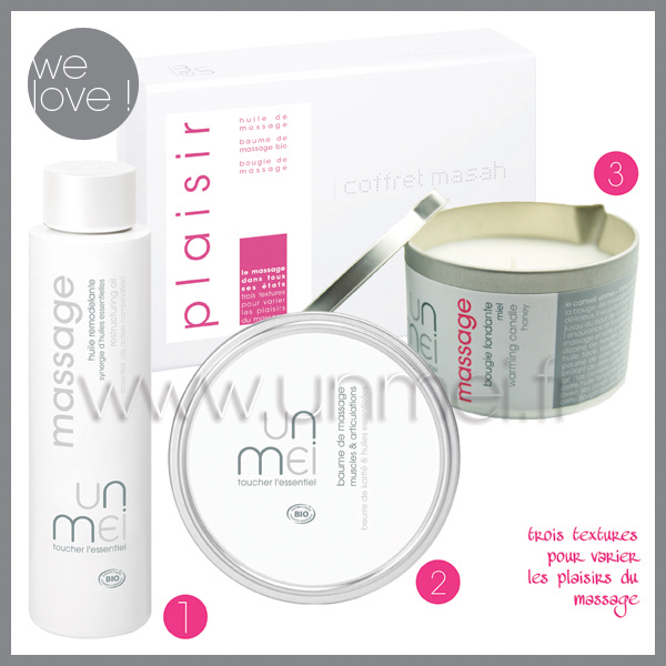 coffret plaisir le massage dans tous ses &eacute;tats