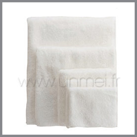 Serviette de Bain Cl Zéro Twist - Fil Zéro Torsion