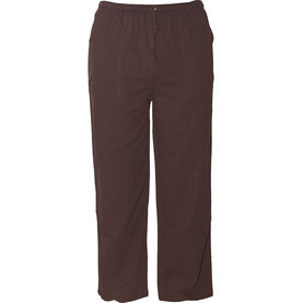 Pantalon de massage thaï marron